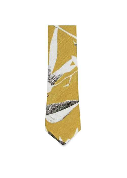 Pocket Square Clothing The Odessa Floral Tie