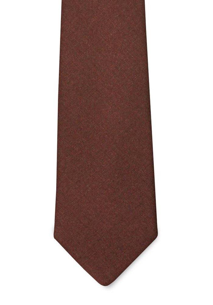The Stewart Wool Tie