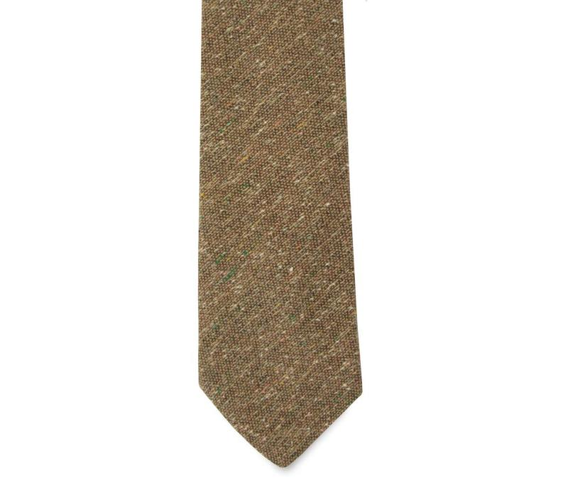 The Vargas Wool Tie