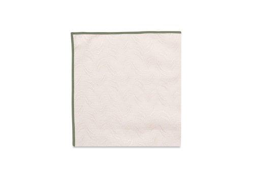 Pocket Square Clothing The Finn (Olive) Pocket Square