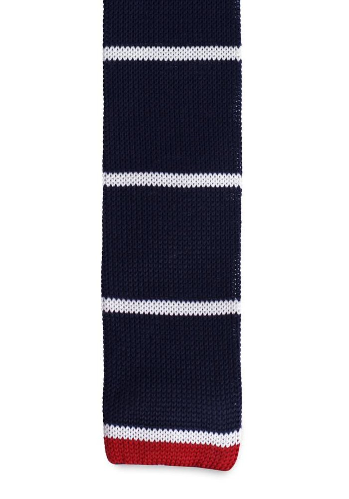 The Stretford Silk Knit Tie