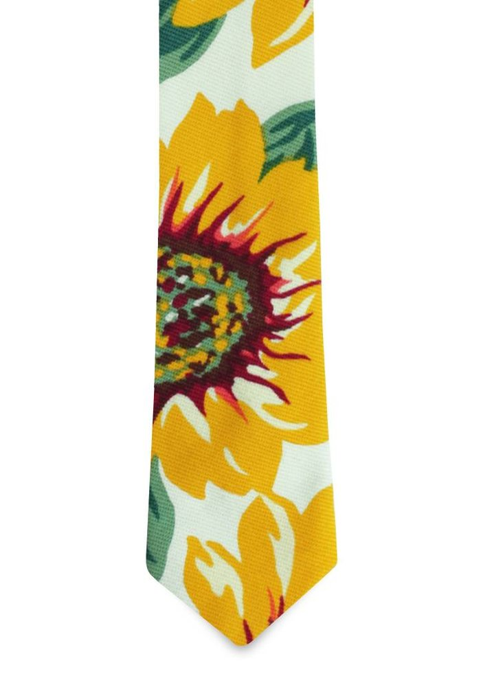 The Laila Floral Cotton Tie