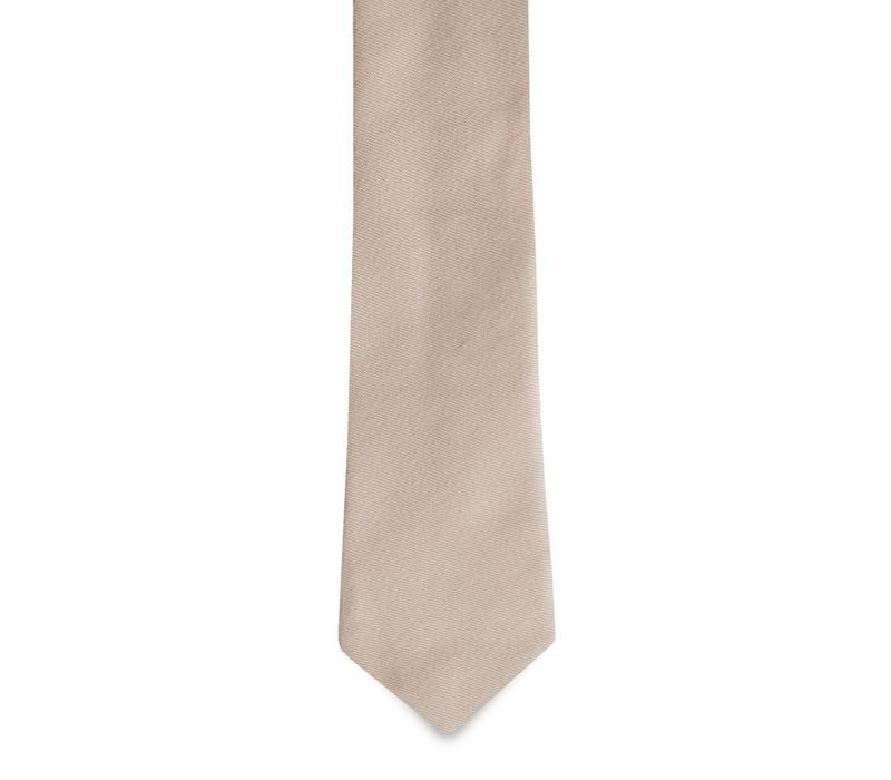 The Toffee Cotton Tie