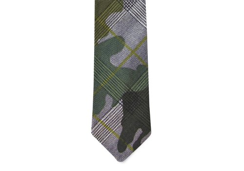 Pocket Square Clothing The NATO Camo Tie