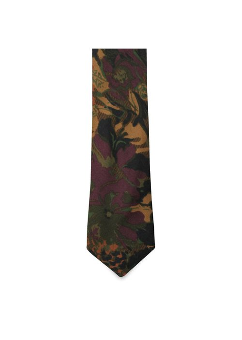 Pocket Square Clothing The Rhapsody Floral Tie