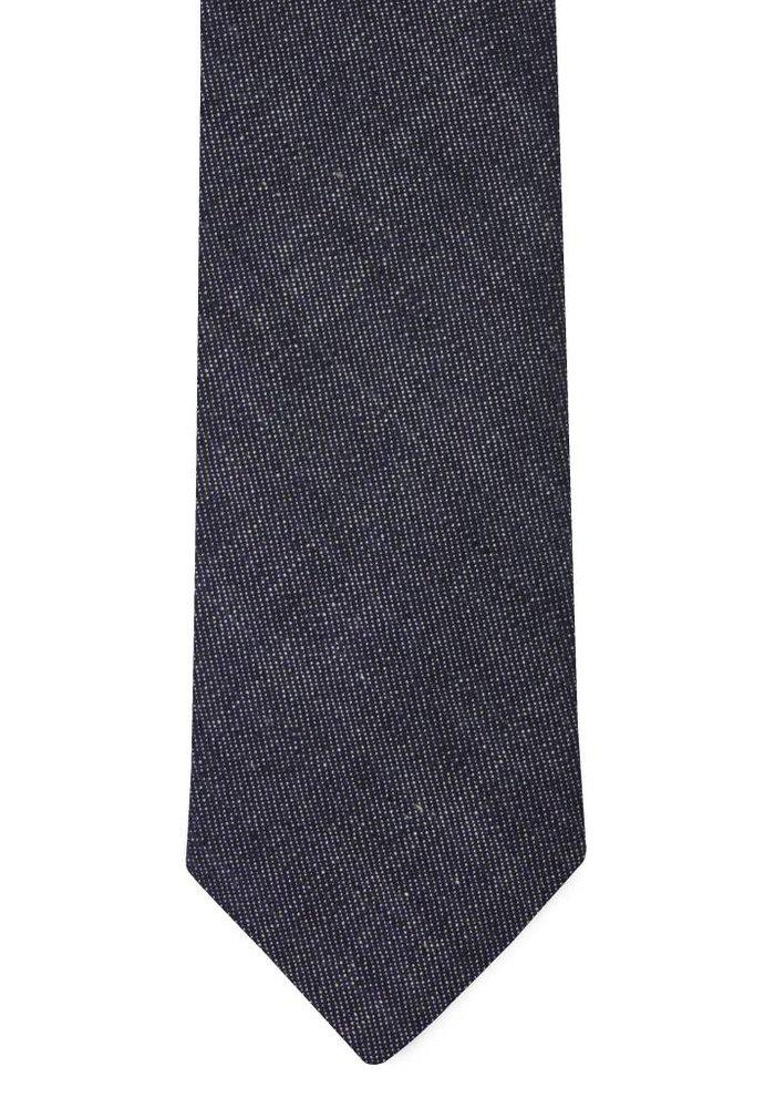 The Yankee Denim Tie