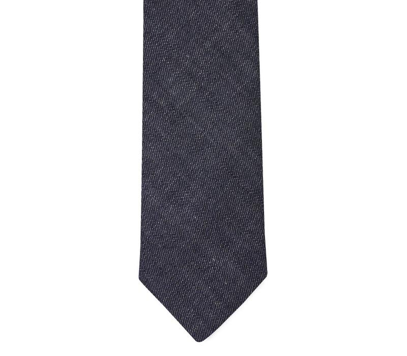 The Yankee Denim Tie