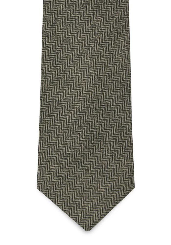 The Oldham Wool Tie