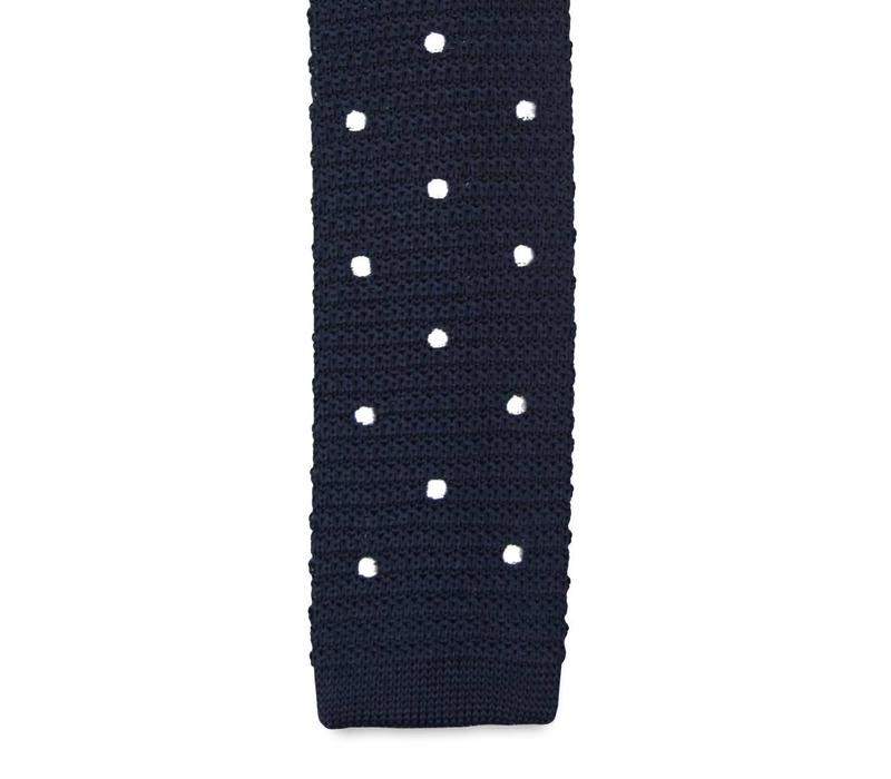 The Mellor Silk Knit Tie