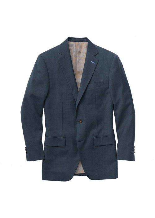 Pocket Square Clothing The Haigler – MTM Custom Blazer