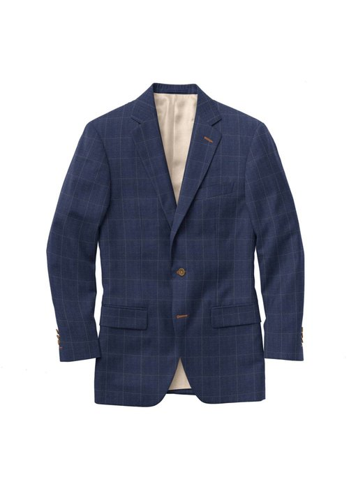 Pocket Square Clothing The Donner – MTM Custom Blazer