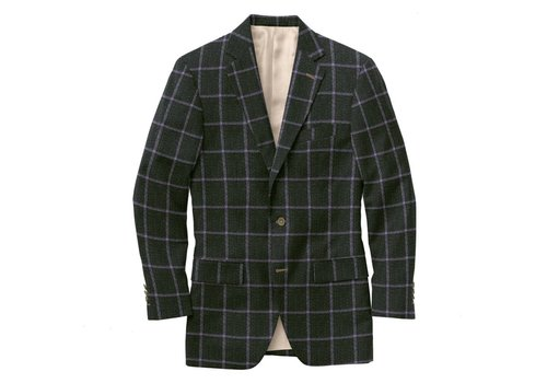 Pocket Square Clothing The Brazos – MTM Custom Blazer