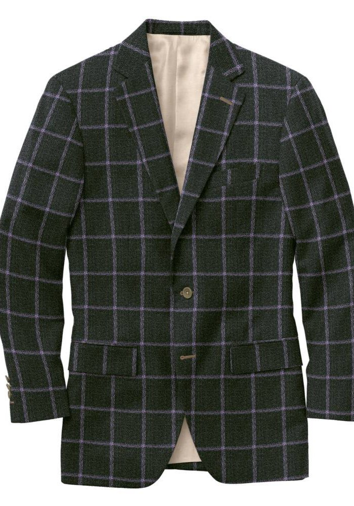 The Brazos – Made to Measure Custom Blazer