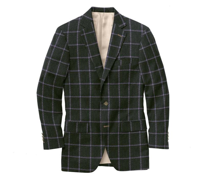 The Brazos – Made to Measure Custom Blazer