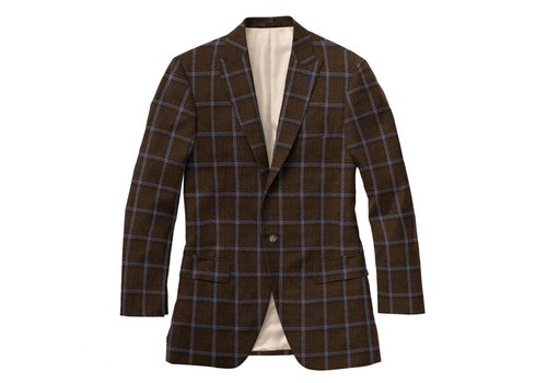 Pocket Square Clothing The Hudson – MTM Custom Blazer