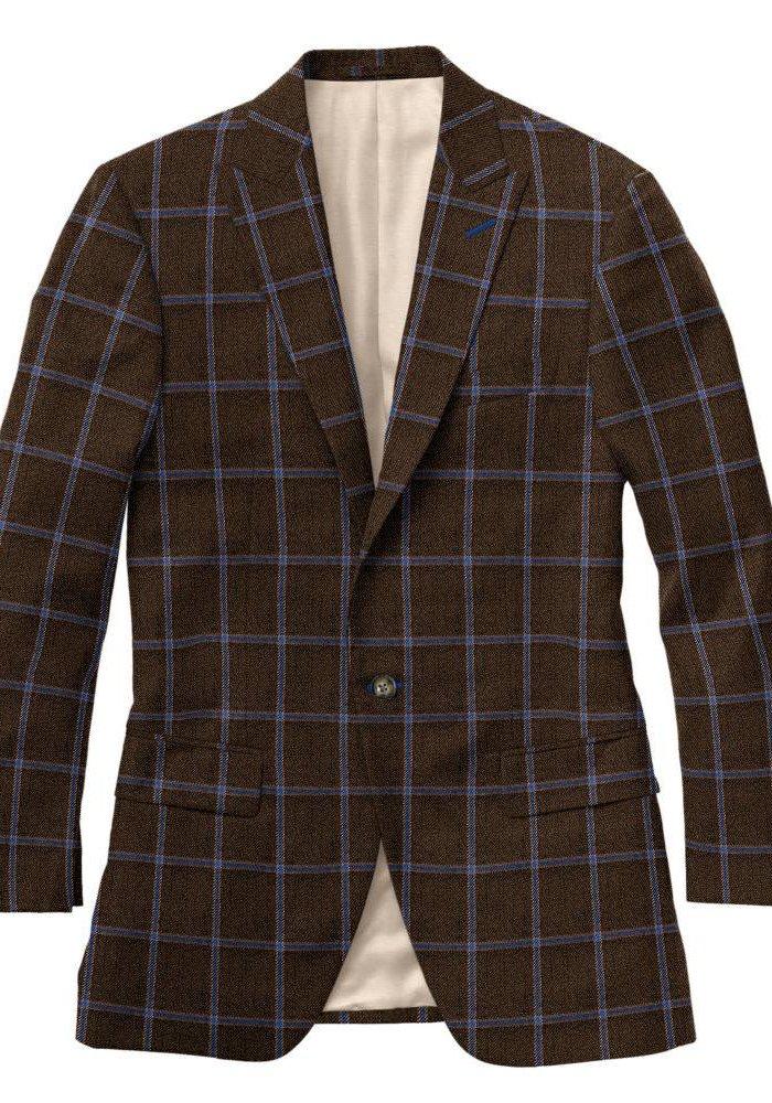 The Hudson – Made to Measure Custom Blazer