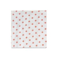 The Lyon Polka Dot Pocket Square