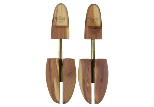 Gentlemen's Hardware Shoe Tree Pair - L