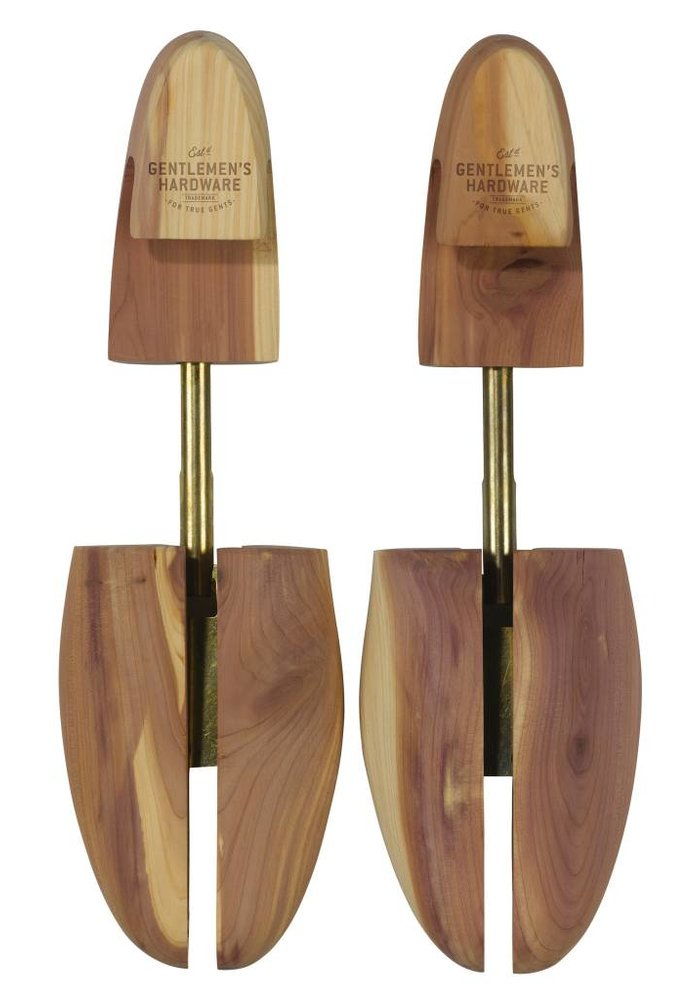 Gentleman's Hardware Shoe Tree Pair - L