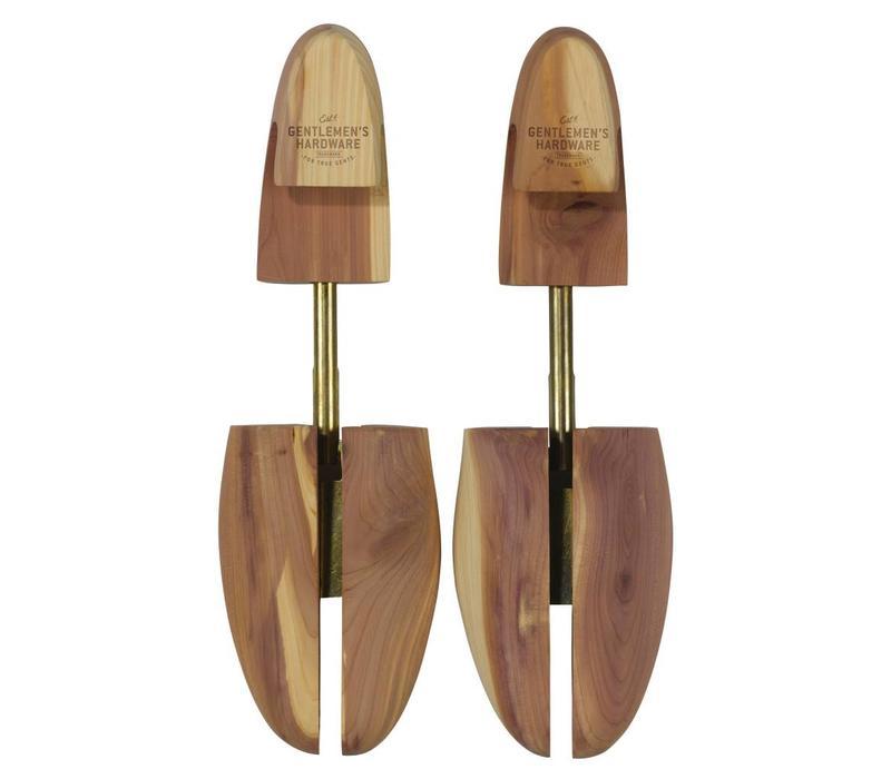 Gentleman's Hardware Shoe Tree Pair - L