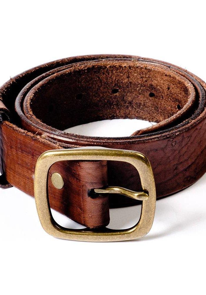 Classic Espresso Belt