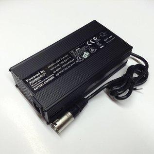 Shoprider 109201-88124 New Shoprider 24 Volt 5.0 Amp XLR Battery Charger for Shoprider Streamer Power Chairs (Pihsiang)