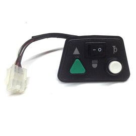 Pride Mobility New ELEASMB1984 Pride ELECTRONIC SIDE CONSOLE,RIGHT,LEGEND 2000