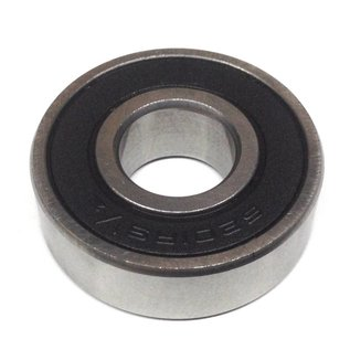 "DWR1101A011 New BEARING, SLEEVE, 0.50""ID X 32MM OD X 0.394""TH, A-1101-011, (NGK: 6201-2RS-8)"