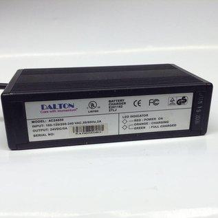 Dalton Medical 4C24050 Used Dalton 24V 5A Charger