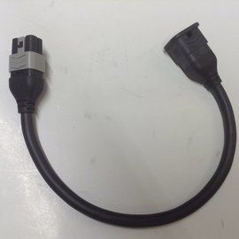 Pride Mobility DWR1056H007 New Pride ELECTRONIC,HARNESS,DYNAMIC FLIGHT BUS CABLE,300MM L,H-1056-007,(DYNAMIC: GSM 80203)