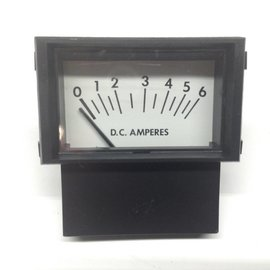 Pride Mobility ELEMETR1000 New Pride Panel Mount Ammeter