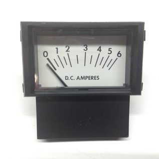 Pride Mobility ELEMETR1000 New Pride Panel Mount Ammeter ELECTRONIC,METER,AMPS