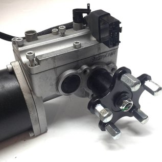 ElectroCraft DRVASMB2224 Used Electrocraft Right Motor/Gearbox for Pride Quantum Q6 Wheelchair