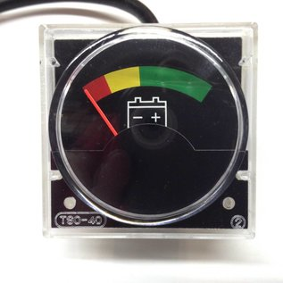 Pride Mobility HARUSHD2329 New Battery Voltage Meter Assembly for Go-Go and Pride Scooters