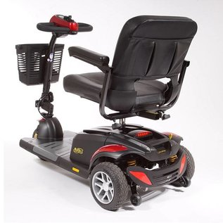 Golden New Golden BuzzAround Extreme HD 3 Wheel Power Mobility Travel Scooter GB118D