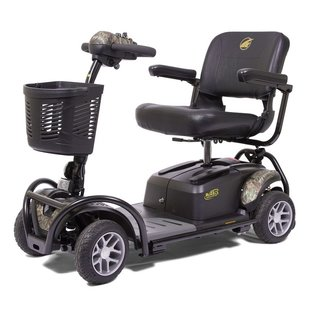 Golden Golden BuzzAround Extreme HD 4 Wheel Scooter GB148D