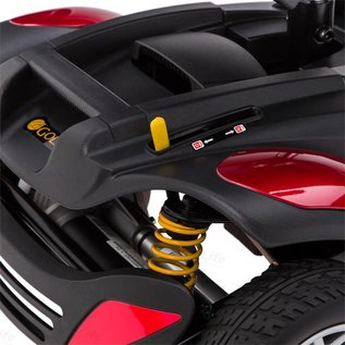 Golden Golden BuzzAround XLS Suspension 3 Wheel Scooter GB117S