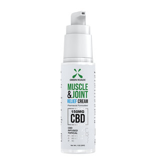 Green Roads Green Roads CBD Muscle and Joint Cream 150MG