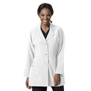 WonderWink Women's 4-Stretch Lab Coat 7004