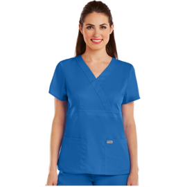 GREY'S ANATOMY Grey's Anatomy 3-Pocket Top 4153
