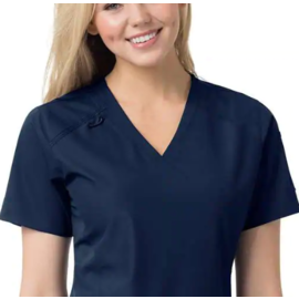 Carhartt Women's Multi Pocket V Neck Top C12106