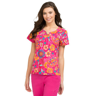 Med Couture MC2 Lexi Top 8491