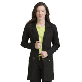 "Med Couture 33"" Chic Lab Coat 5601"