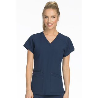 Med Couture Med Couture Air Sky High V-neck Scrub Top 8537