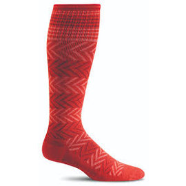 Sockwell Sockwell Women's Moderate Compression Chevron SW7W