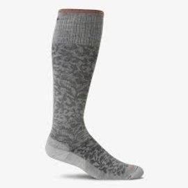 Sockwell Women's Moderate Compression Damask SW16W