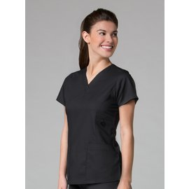 Maevn CLEARANCE - Eon Cool Max Top Black S 1738