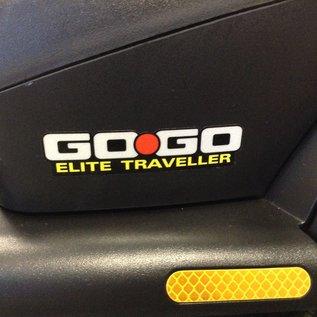Pride Mobility Pride Go Go Elite Traveler 3 Wheel Scooter SC40E