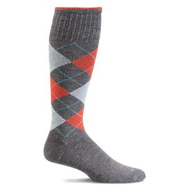 Sockwell Sockwell Women's Moderate Compression Argyle SW40W
