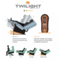 Golden Golden Lift Chair Orion with Twilight PR-405